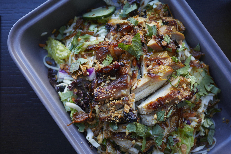 Chicken Salad Box