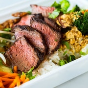 Steak Salad Box