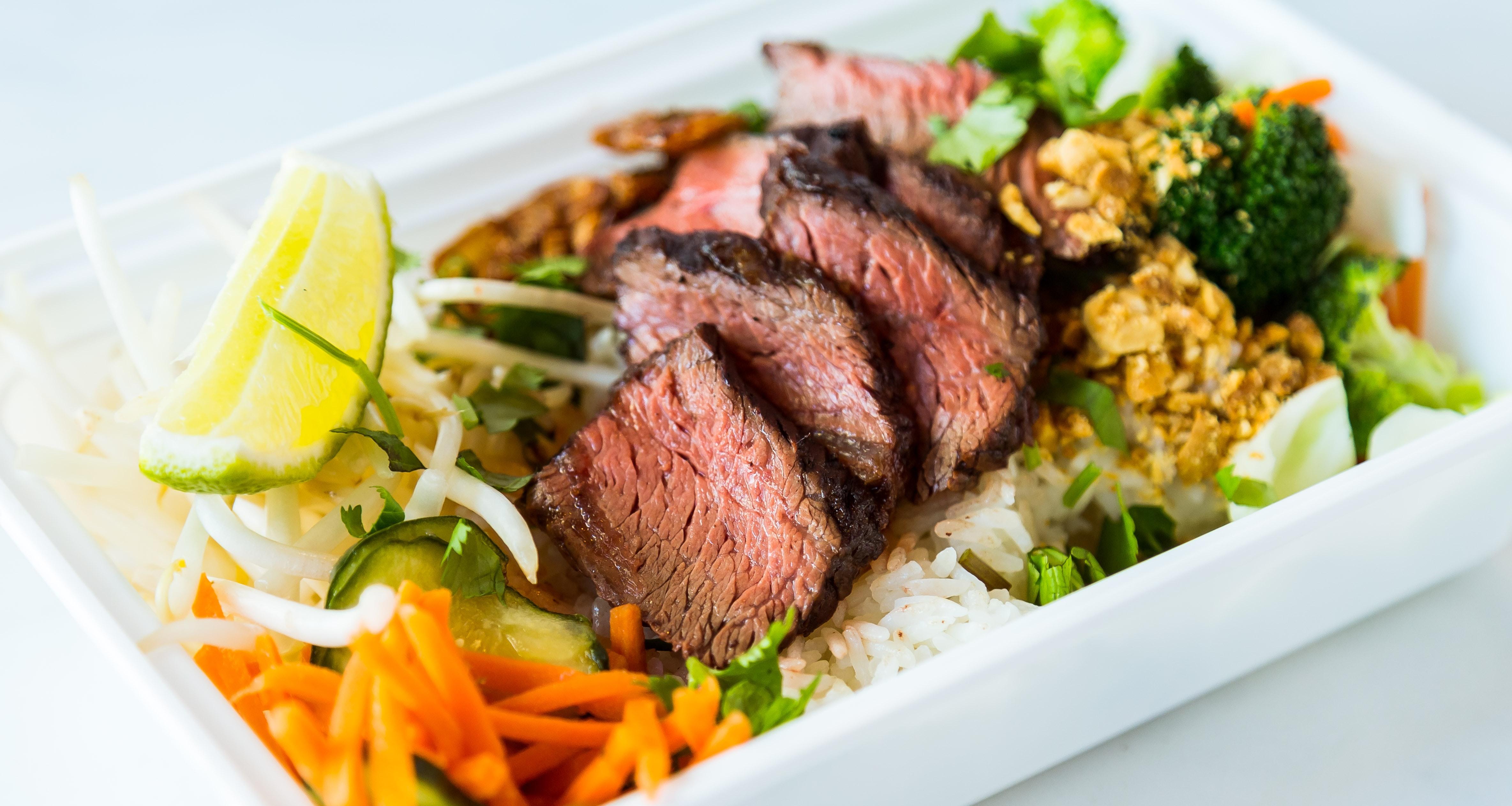 Beef Salad Box
