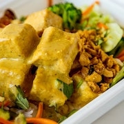 Entrée Box: TOFU - Coconut Curry