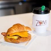 Zoom's Breakfast Platter (serves 10)
