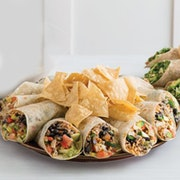 Zoom Burrito Platter (Serves 10)