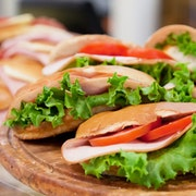 Standard Assorted Sandwich Package(serves 10 )