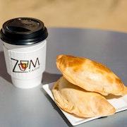Zoom Lunch Empanada Box (Serves 10)