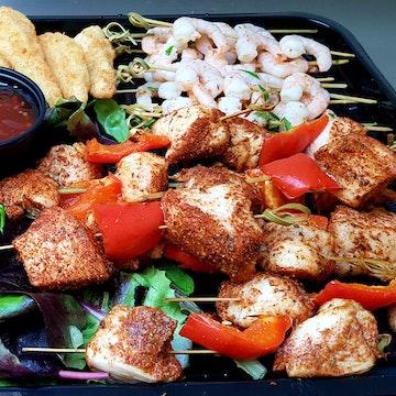 Lunch Platters - Set Menus