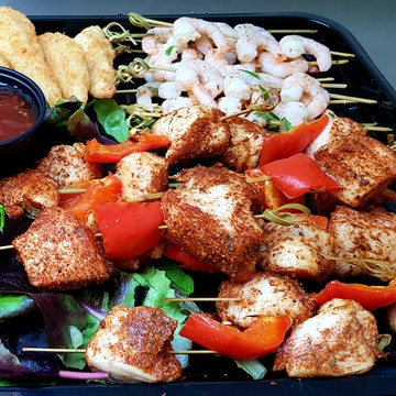 Lunch Platters - Set Menus