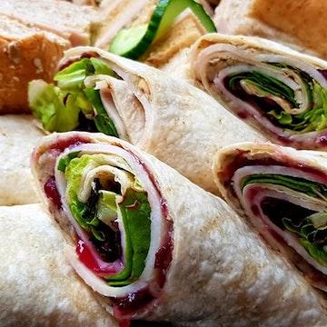 Sandwiches, Rolls & Wraps