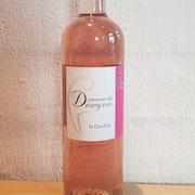 Cote du Rhone -Domaine de Dionysos -La Deveze - Organic Rose Wine