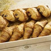 Croissants - pains au chocolat