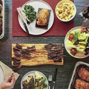 Lunch & Dinner A La Carte