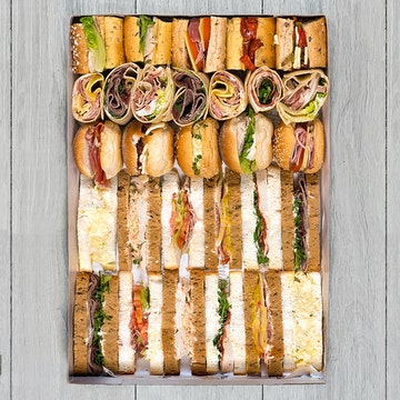 Sandwiches, Subs, Wraps and Boxes