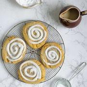 Mini Traybakes, Brownies & Cookies